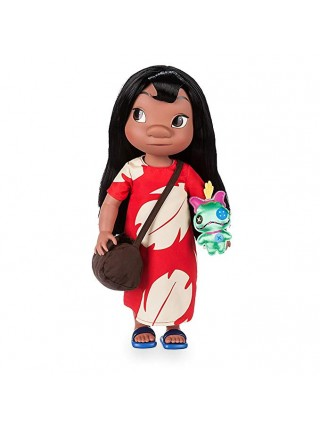 "Лило кукла Disney Store Animator Doll Lilo из мф ""Лило и Стич"""