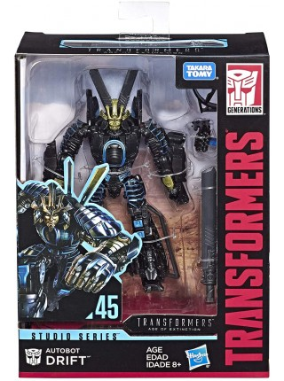 Studio Series Autobot Drift 45  E4710