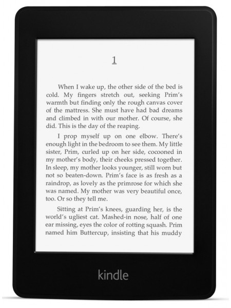 Электронная книга Amazon Kindle Paperwhite 2015 4Gb RUS