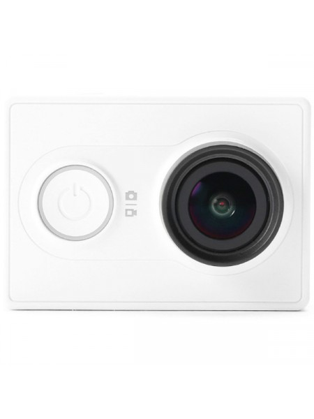 Камера Xiaomi Yi Action Camera Basic Edition White (Белая)