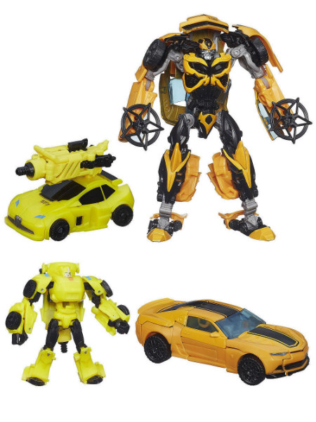 Эпоха Истребления Бамблби Эволюция Bumblebee Evolution